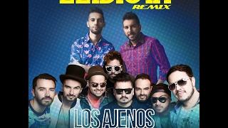 Los Ajenos - El Idiota (Remix) feat. Alkilados (Teletón 2016)