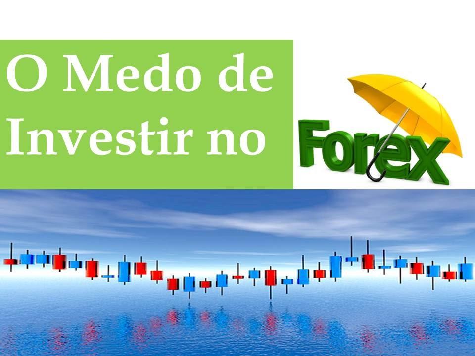 Quero investir no forex