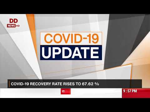 Covid-19 Update | Recovery Rate rises to 67.62%