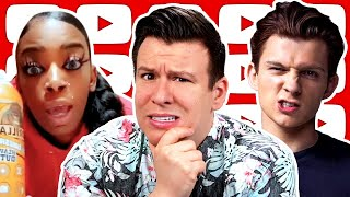 "Why This ""Gorilla Glue Girl"" Situation is DISGUSTING, Tom Holland Denial, & More News"