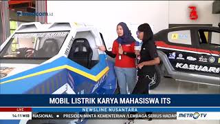 Melihat Kerennya Mobil Listrik Offroad ITS