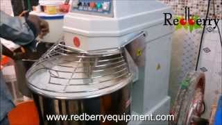 Spiral Mixer India: For Bakery & Pastry Manufacturer