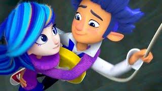 Фееринки - новые серии - Побег Дрёмы | Школа волшебниц, мультики девочке, первая любовь  12 серия