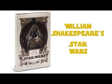William Shakespeare's Star Wars from ThinkGeek