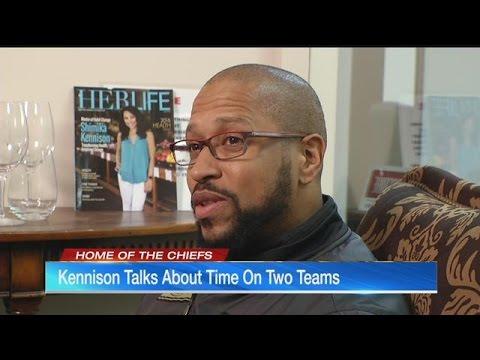 Eddie Kennison talks about time on Chiefs, Broncos