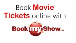 How to book movie tickets online in bookmyshow