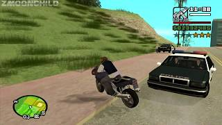 Chain Game 100 mod - GTA San Andreas - Turf Wars (Gang Wars
