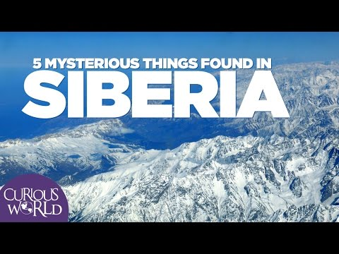Thumbnail: 5 Mysterious Things Found in Siberia
