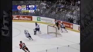 Maple Leafs vs. Senators Game 7 2001-02 Playoffs