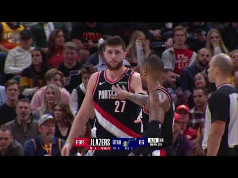 Rip City Drive with Travis and Chad - Blazers Play A Tune On The Jazz
