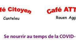 Café citoyen Canteleu / ATTAC - Rouen Agglo : Se nourrir au temps de la COVID-19