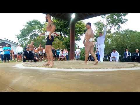 13th Oct.2019 World Sumo Chanpionships preliminaries 091051