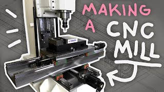 Building my own CNC Mill