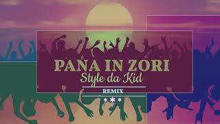 Pacha Man feat. Diana Astrid - Pana in zori (Style da Kid Remix)