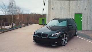 Black Bmw e61 - Ceramic Pro Gold package
