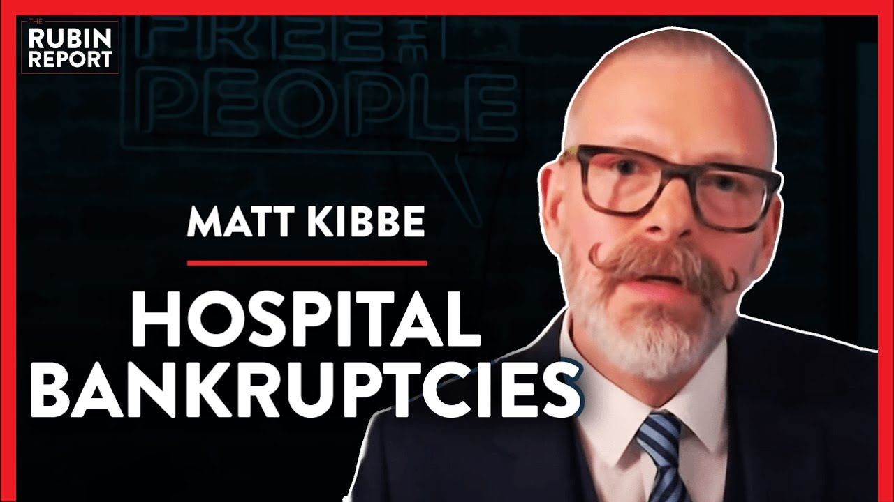 Why Are Lockdowns Actually Destroying Hospitals? (Pt. 2) | Matt Kibbe | POLITICS | Rubin Report