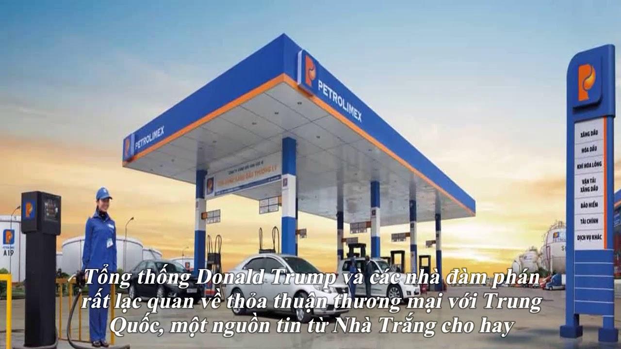 Giá xăng dầu hôm nay 2/11: Bất ngờ tăng gần 4% nhờ dấu hiệu khả quan trong đàm phán Mỹ – Trung
