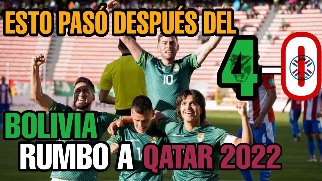 Download Repercusiones de la goleada de Bolivia  frente a Paraguay, ¿Puede clasificar al mundial Bolivia?
