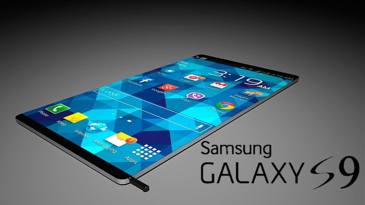 samsung galaxy s9 trailer concept with 8gb ram triple