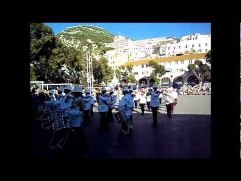 Royal Visit to Gibraltar.