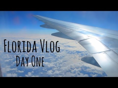 Florida Day 1 | YouTuber Arrival