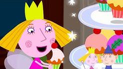 Sommerzeit 🌞 Alle 8 Folgen 🍒 Ben und Hollys Kleines Königreich Deutsch | Cartoons für Kinder