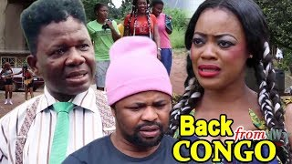 Back From Congo - 2018 Nigerian Nollywood Comedy Movie Full HD
