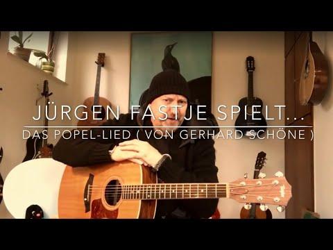 Der Popel ( das Popellied oder das Popel-Lied ) von Gerhard Schöne
