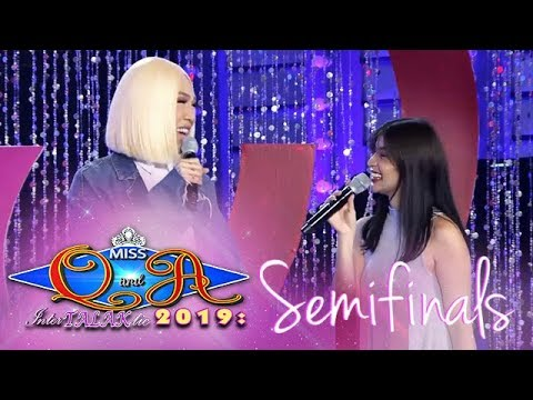 It's Showtime Miss Q & A: Vice mentions his monthsary date with his partner