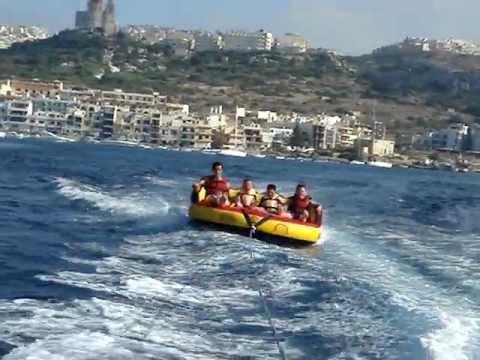 Sofa Ride In Malta 2011