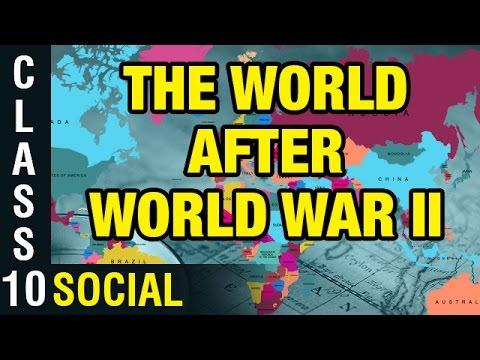 The World after World War ll | 10th Class Social Studies | Digital Teacher
