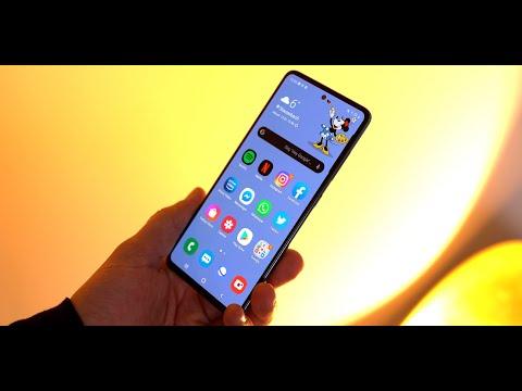 Test: Samsung Galaxy