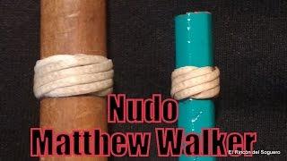 Nudo Matthew Walker (Sortija De Variación Sobre 7) \