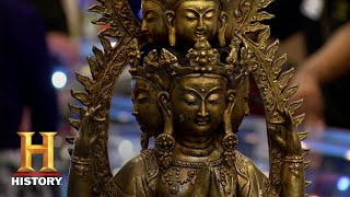 Pawn Stars: BIG MONEY for Tibetan Buddha (Season 12) | History