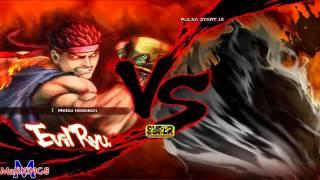 Download Video SSF4 AE: All Evil Ryu's Special Quotes / Todas las Frases Especiales de Evil Ryu MP3 3GP MP4