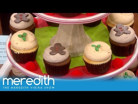 Recipes From The Founders of Georgetown Cupcake! | The Meredith Vieira Show