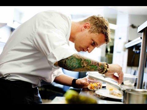 Interview With Michael Voltaggio, Ink Restaurant