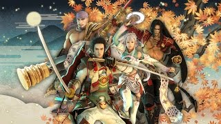 Genji: Days of the Blade - All CG Cutscenes (Japanese Audio)