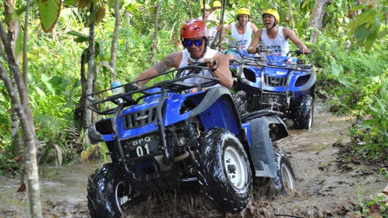 Bali ATV Ride - Pertiwi Quad Adventure - YouTube