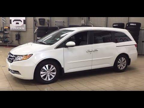 2014 Honda Odyssey EX Review