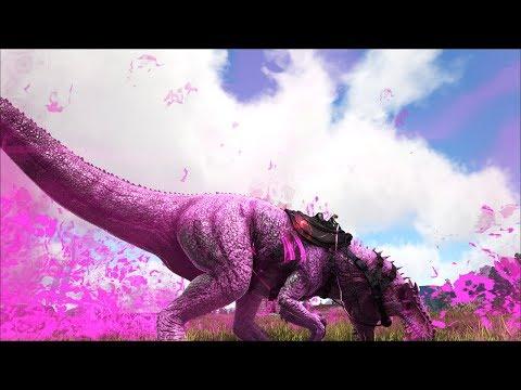 Ark Coop Map Crystal #6: giganotosaurus Tình yêu siêu chất