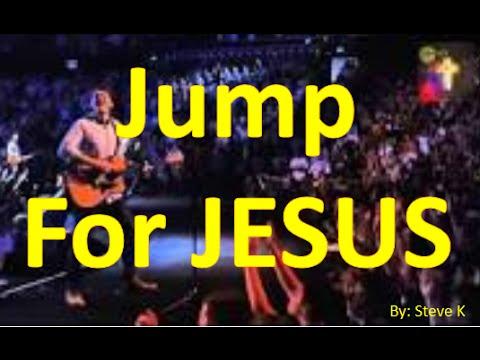 JUMP FOR JESUS LIVE