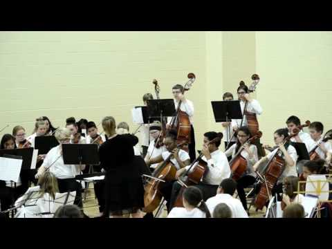 Williams Intermediate Spring String Concert - May 2017