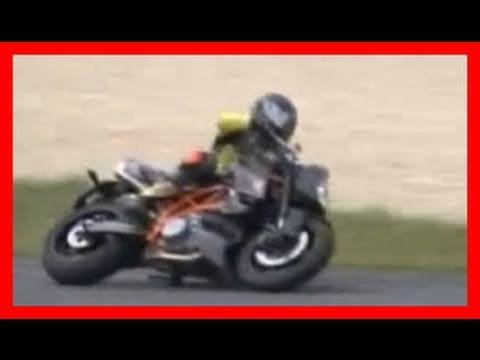 KTM 990 Superduke R test ride Pannoniaring