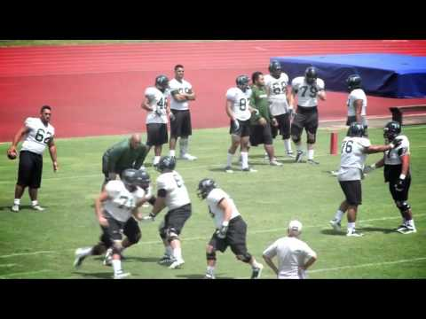 Kauai Mayor Talks about UH Warriors visit and what it means to Kauai...