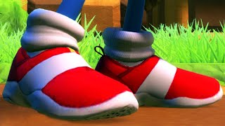 The Best Sonic Shoes Are...