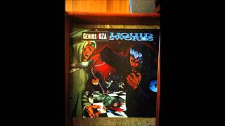 GZA - Liquid Swords (1995) (Vinyl Rip)