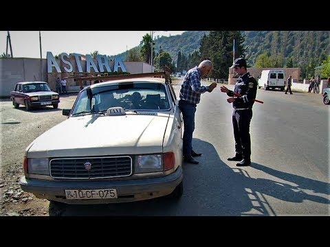 Astara polisi sərnişindaşımada qaydaları pozan sürücülərə nəzarəti artırıb