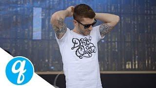 """These Quiet Sounds (TQS) - """"Don't Quit"""" Original T-Shirt Design #ClothingLine"""