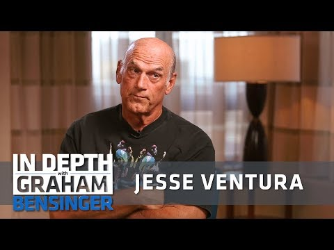 Jesse Ventura interview: No pavement or electricity for me in Mexico